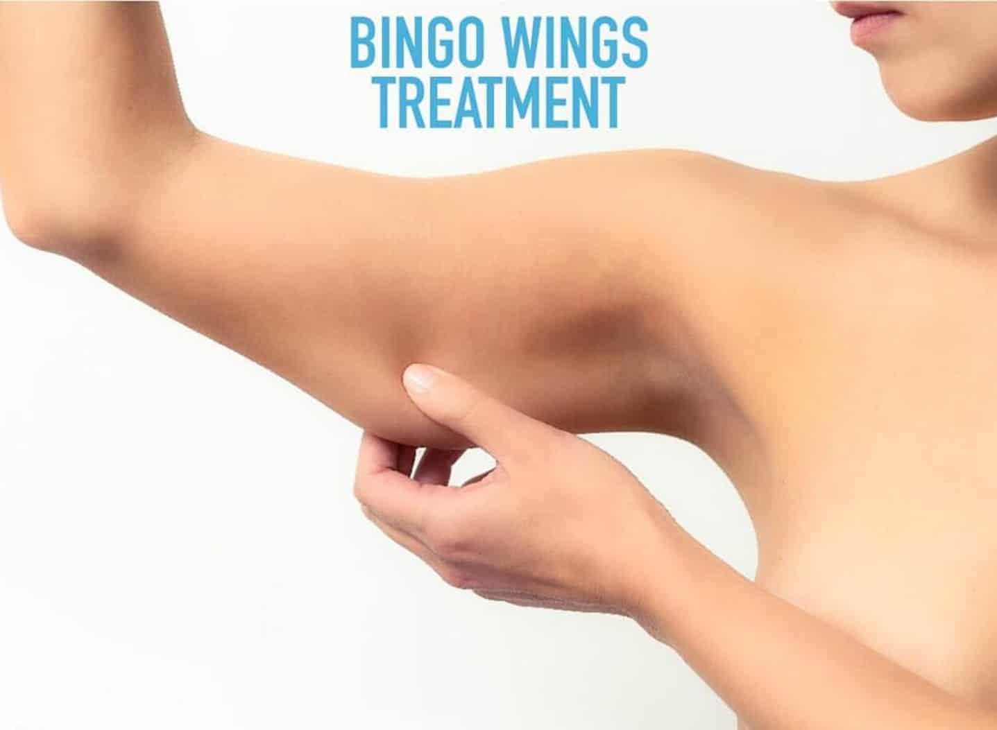 3D LIPO BINGO WINGS TREATMENT